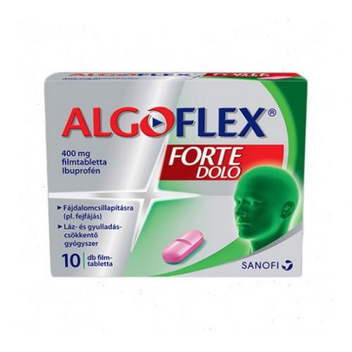 Algoflex Forte Dolo 400 mg filmtabletta 10x