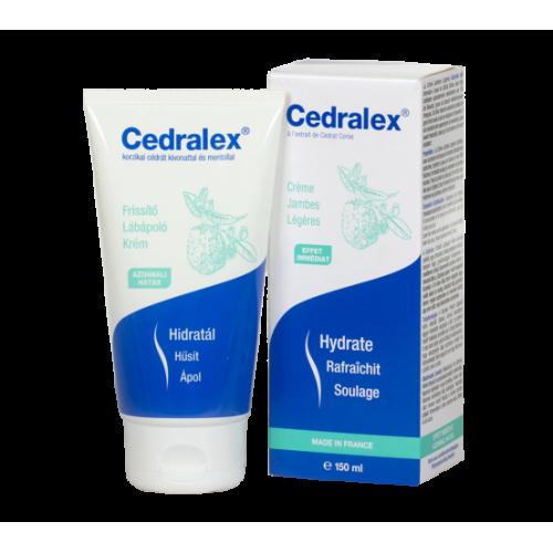 Cedralex frissítő lábápoló krém 150ml