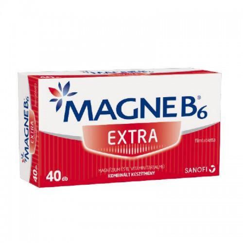 Magne B6 Extra filmtabletta 40x