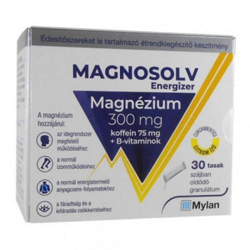 Magnosolv Energizer 300mg granulátum 30X